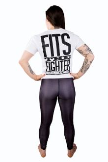 FITS THE FIGHTER T-SHIRT