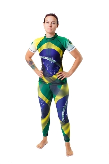 Origem Women's Rash Guard
