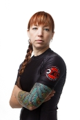 IBJJF Approved WOMEN'S RANKED RASHGUARD  Short Sleeve