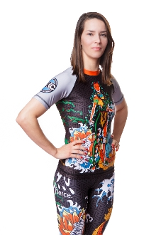 Limited Edition Fierce Rash Guard