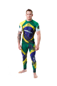 ORIGEM Men's Rash Guard